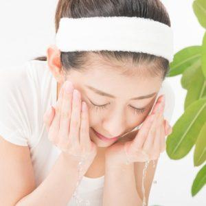 毛穴の開きを治す洗顔方法
